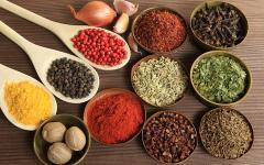Кухненските подправки помагат за по-бързо излекуване при простуда и грип