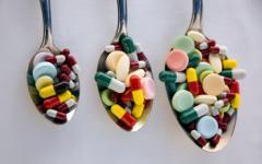 Лекарствата се усвояват по-добре с повече вода