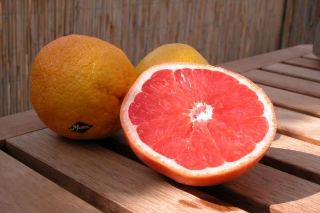 Пресен грейпфрут