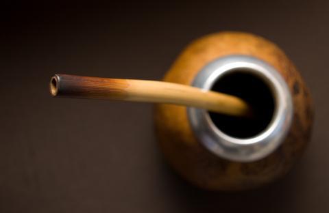 Чай мате, известен още като парагвайски чай, има добър съдоукрепващ ефект