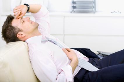 Хронична умора