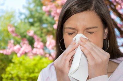 Алергичните към цветния прашец не се радват на цъфтежа