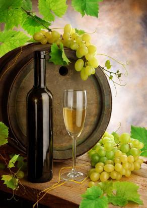 Грозде и вино
