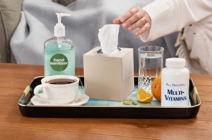 Лечение при грип