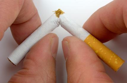 Отказване от цигарите
