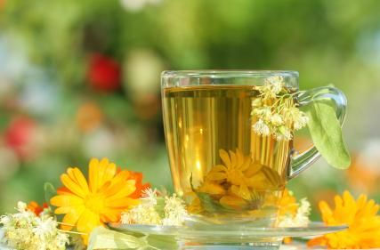 Чай от невен