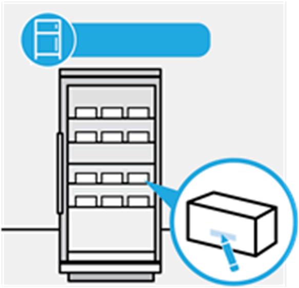 Съхранение в хладилник
