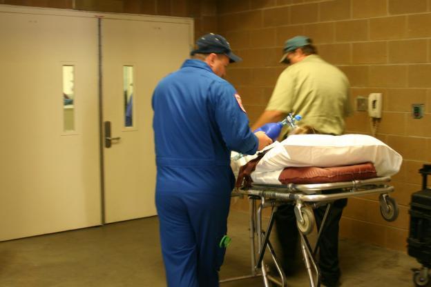 Парамедиците не са медицински професионалисти
