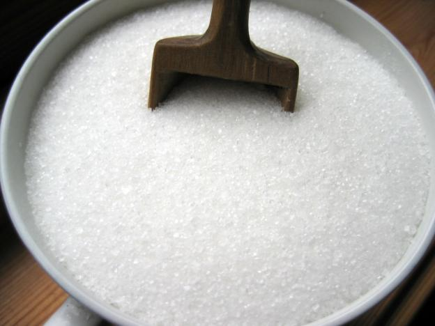 Купа бяла рафинирана захар