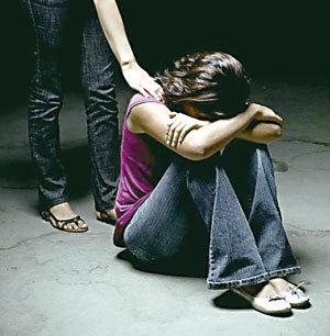 Депресирана тийнейджърка