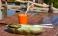 Морковен сок и вегетариански сарми